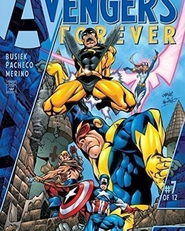 Leer ComicAvengers Forever Completo