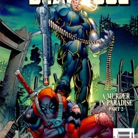 Leer Comic Cable y Deadpool