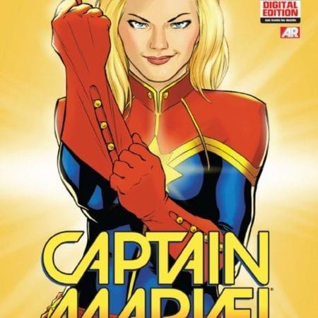 Leer Comics Capitan Marvel Vol.8