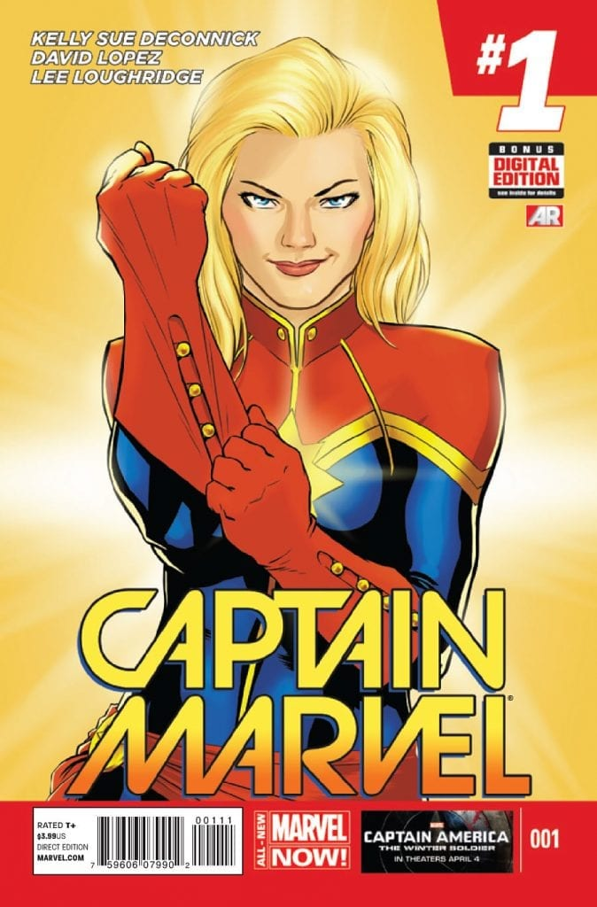 Leer Comics Capitan Marvel Vol.8