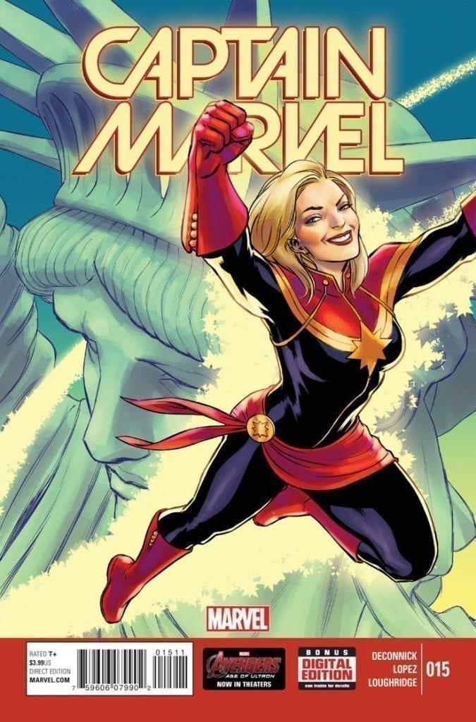 Capitan Marvel Vol.9
