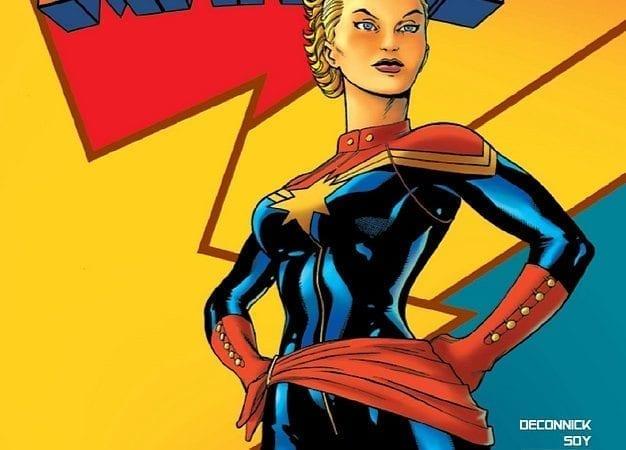 Ver el Comic Capitan Marvel Vol.7