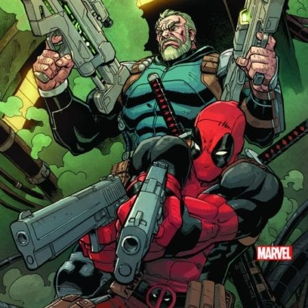 Leer Comic Deadpool & Cable Split Second Completo