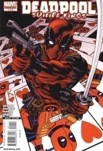 Leer Comic Deadpool Suicide King Gratis