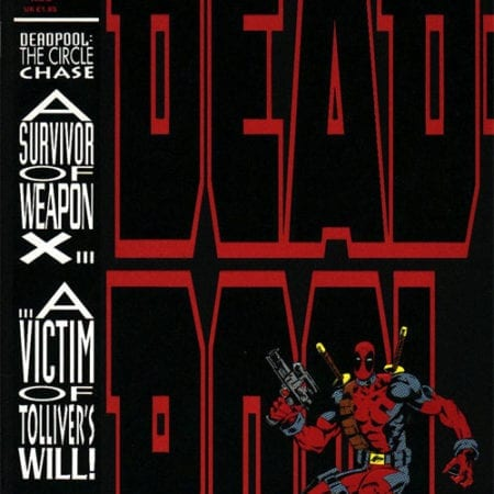Deadpool The Circle Chase