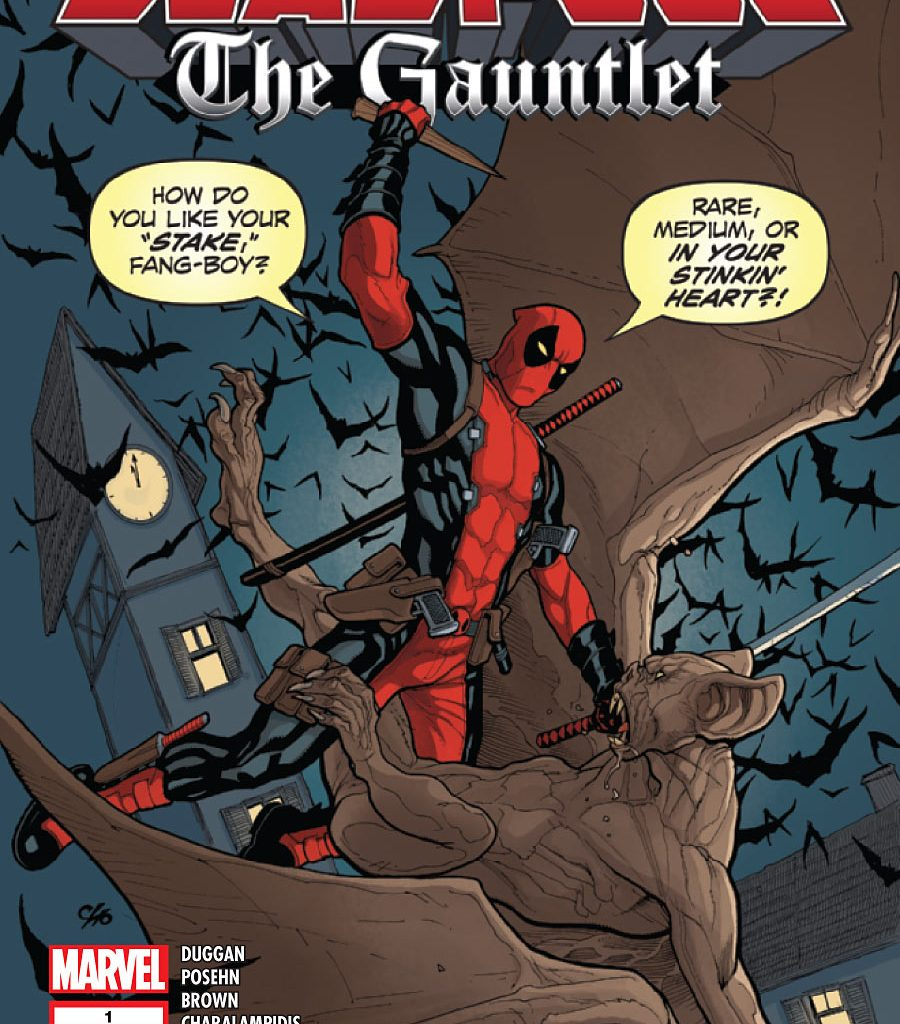 Deadpool: The Gauntlet