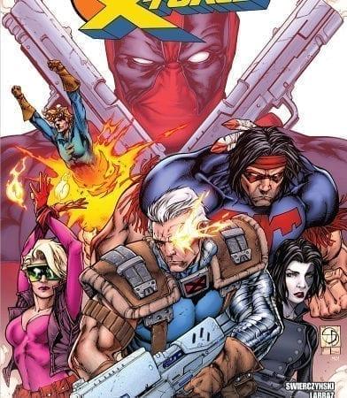 Deadpool vs X-Force