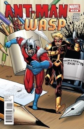 Leer comic Ant-Man y The Wasp