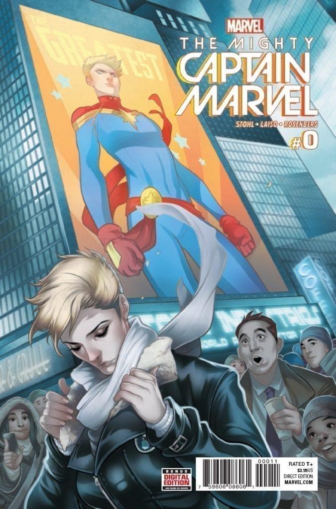 The Mighty Capitan Marvel | PDF-Español |