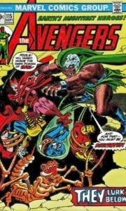 Leer Comic Avengers vs Defenders