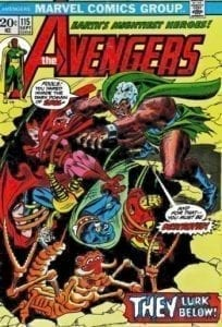 Leer Comic Avengers vs Defenders