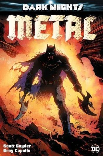 Comic Dark Nights Metal