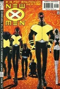 New X-men Vol1 (2001-2004) | CBR-Español |