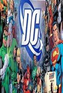 famosos de DC comics