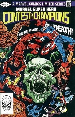 Contest of Champions Vol1 (1982)