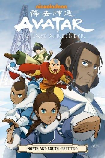 Ver Avatar Comic Online Trilogia Norte y Sur
