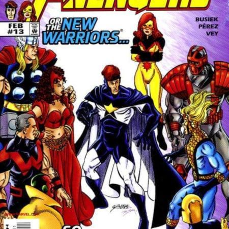 Comic Avengers Vol 3
