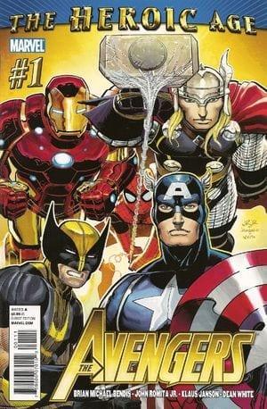 Descargar Comic CompletoAvenger Vol 4