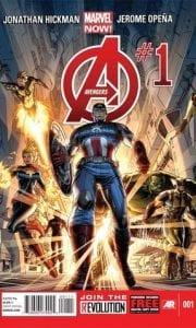 Comic Avengers Vol5