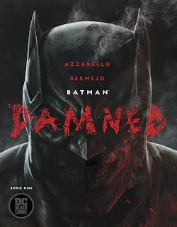 Batman Damned comic