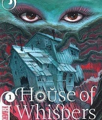 House of Whispers comic