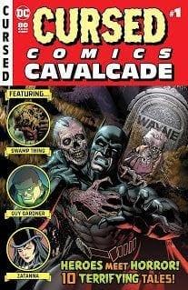 Cursed comics cavalcade completo