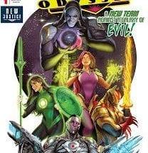 Comic Justice League Odissey