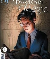 The Books of Magic en Español