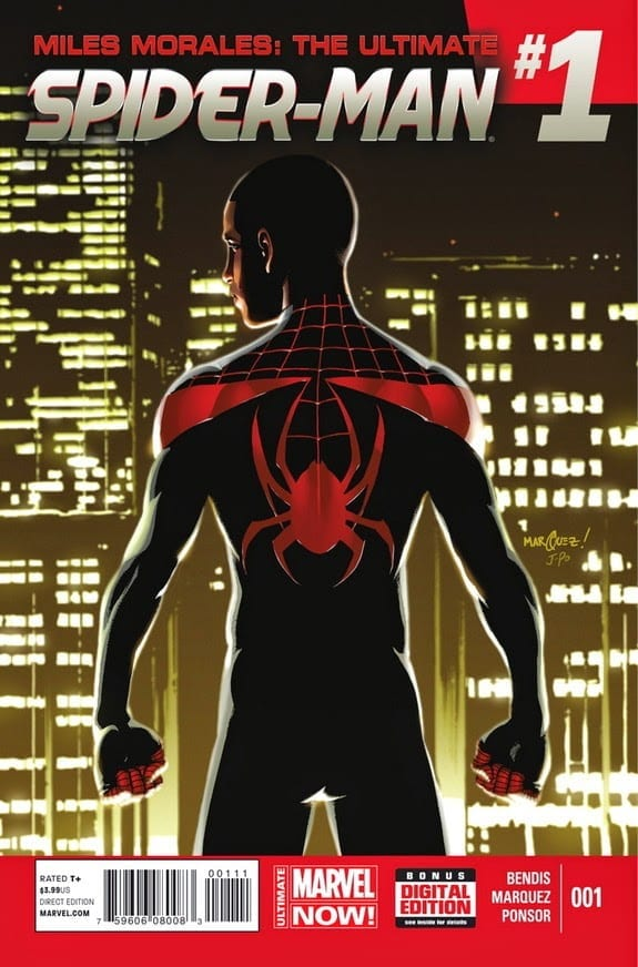 mile morales; ultimate spiderman