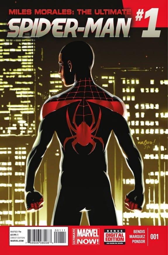 Miles Morales: Ultimate Spider Man (2014)