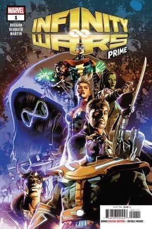 Infinity Wars Prime Español