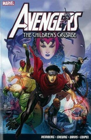 Avengers The Children's Crusade (2010)