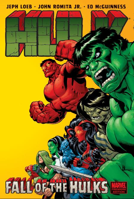 Fall of the Hulks (2010)