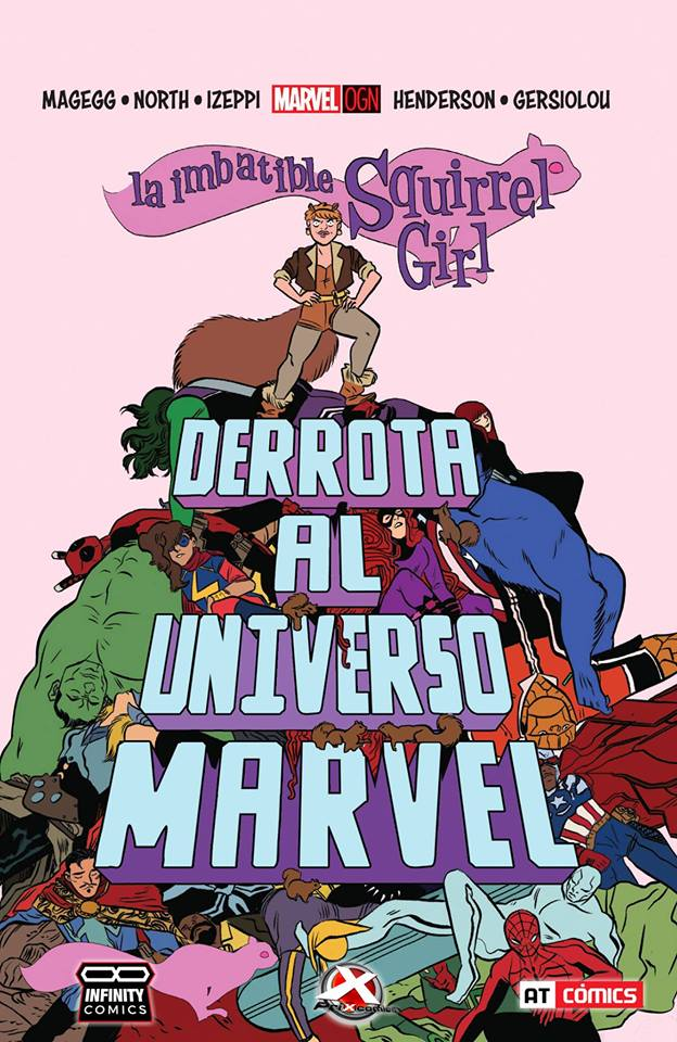 Descargar The Unbeatable Squirrel Girl Beats Up The Marvel Universe
