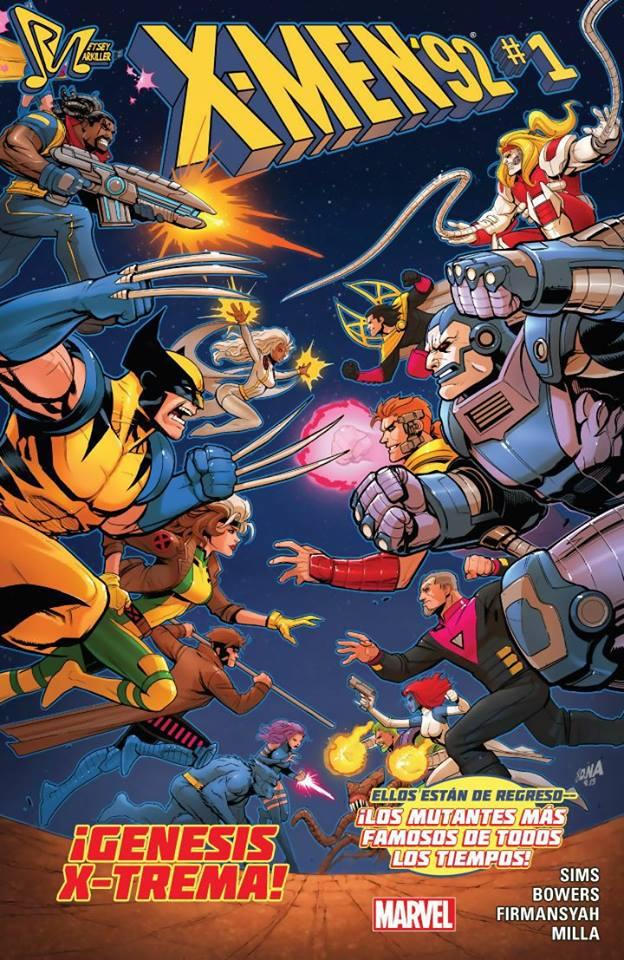 X-Men '92 Vol.2