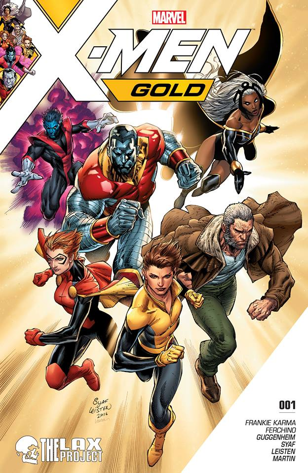 X-Men Gold Vol. 2