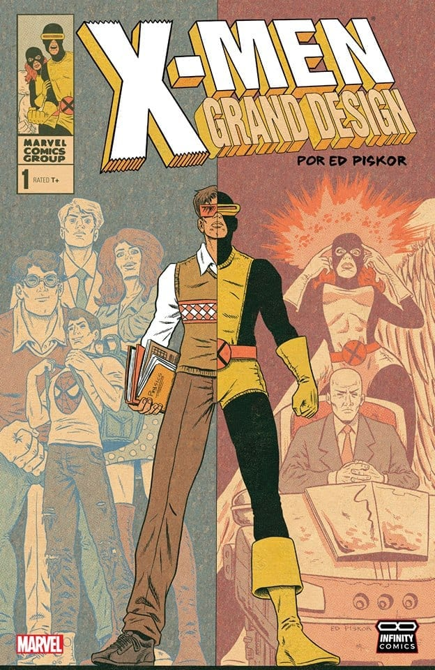 X-Men: Grand Design Vol.1