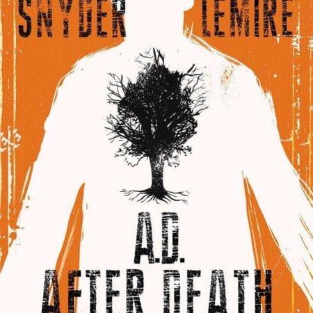Comic A.D. After Death [Image Comics]