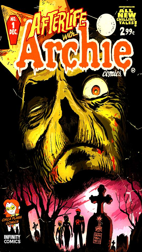 Comic Afterlife with Archie
