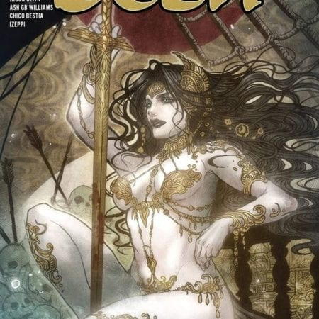 Comic Age of Conan Bêlit