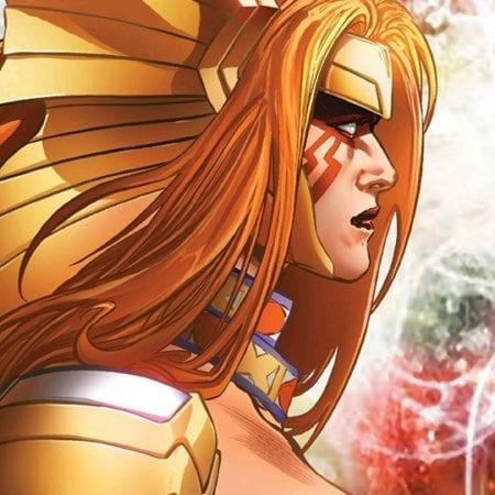 Comic Angela: Asgard's Assassin Vol. 1
