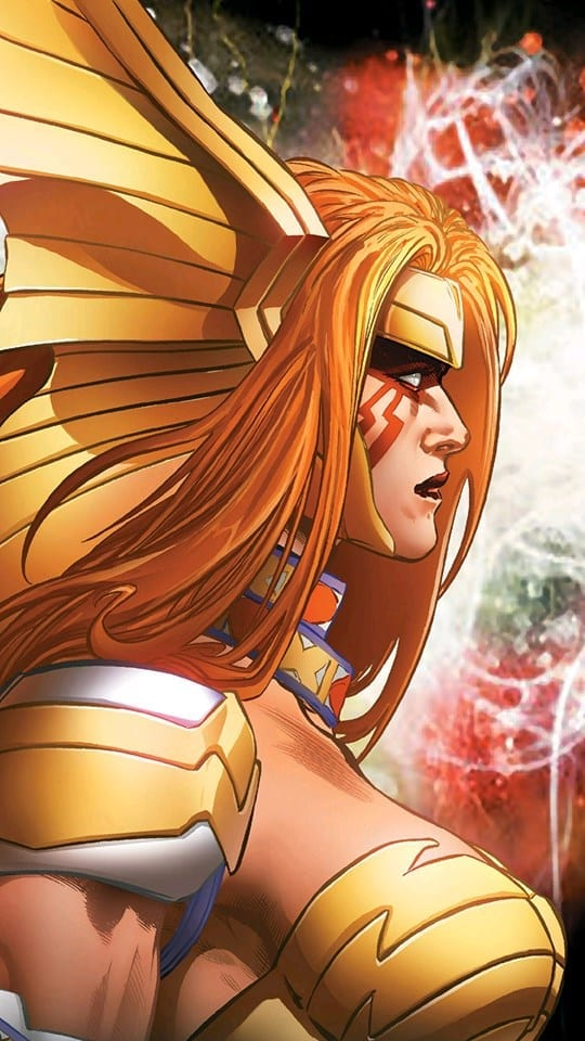 Comic Angela: Asgard's Assassin Vol. 1
