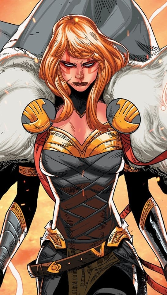 Comic Angela: Queen of Hel Vol. 1
