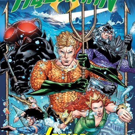 Comic Aquaman Vol. 8
