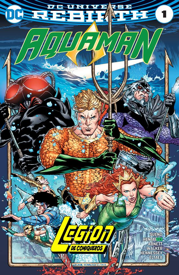 Comic Aquaman Vol. 8