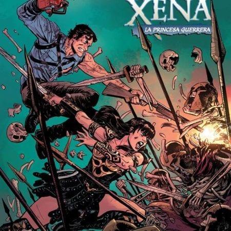 Army of Darkness/Xena: Por siempre... y un día