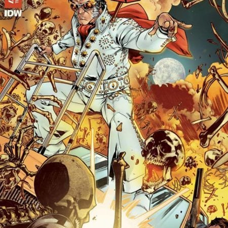 Comic Army of Darkness vs Bubba Ho-Tep