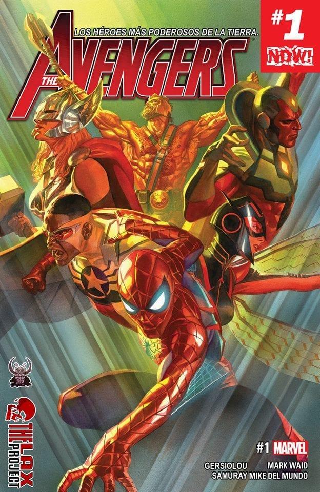 Comic Avengers Vol. 7