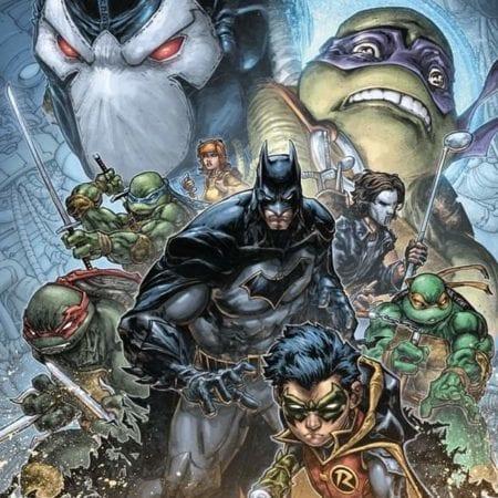 Comic Batman - Teenage Mutant Ninja Turtles II #1