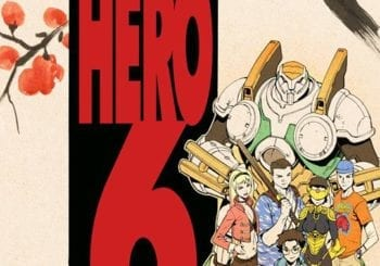 Comic Big Hero 6 Vol.1